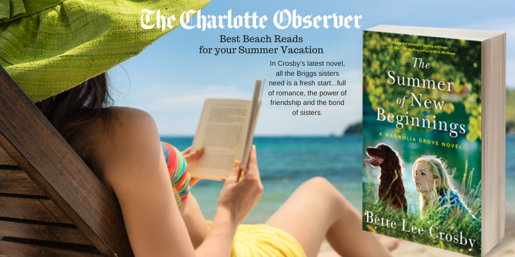 Best Beach Reads for your Summer Vacation