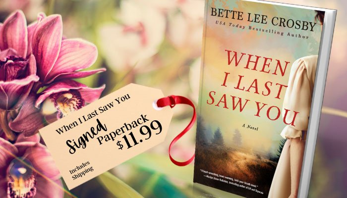 NOW THROUGH SUNDAY AUGUST 29, 2021 – When I Last Saw You